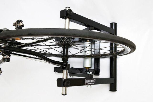 Rolo Fixo Para Treino Com Bike - Foto 3