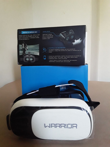 Óculos 3D realidade virtual para celular