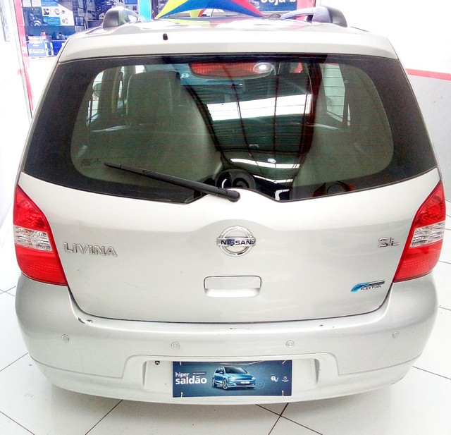 "Nissan Livina SL 2012 "" Black Friday BV - Foto 4"