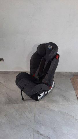 Cadeirinha Para Carro Burigotto Matrix Evolution K Mesclado Preto 0 A 25 Kg - Foto 4