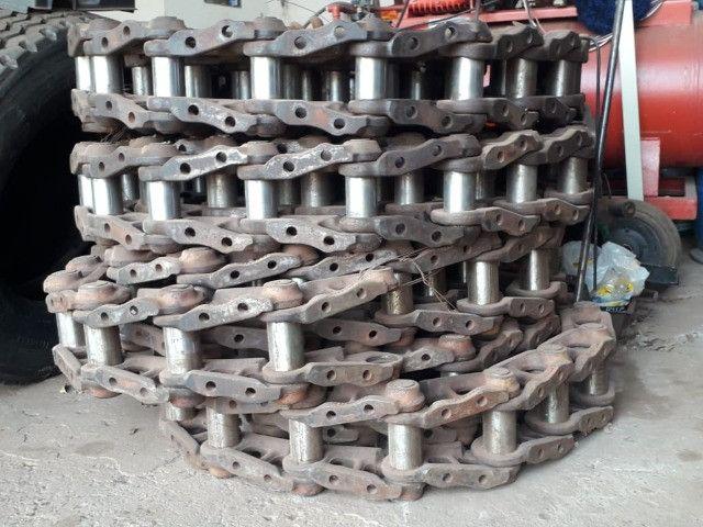 Rodante pc linha de 30 ton *