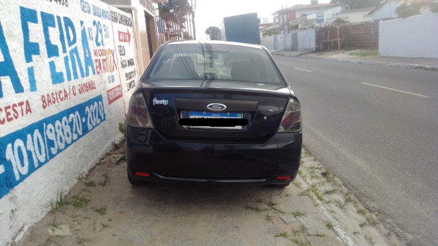 Ford Fiesta - Preto - 2011 - Foto 5
