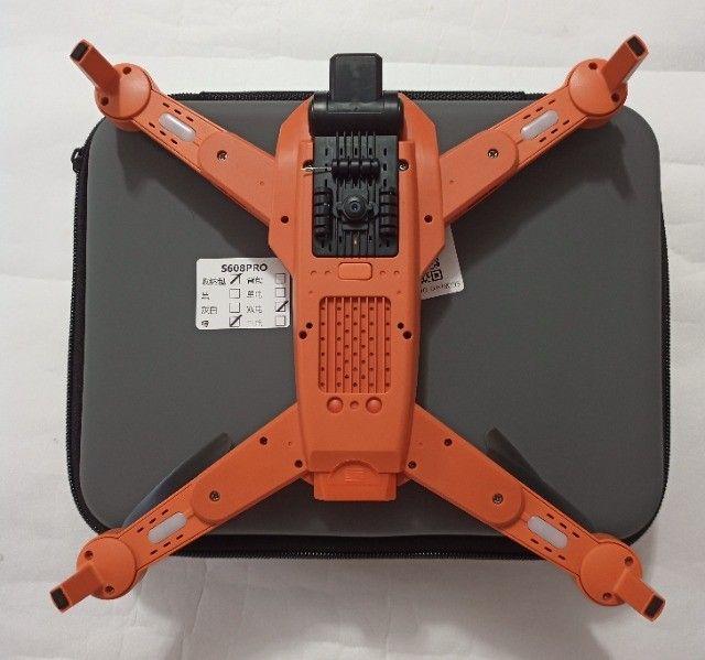 Drone s608 Pro GPS 3km 6k 5g Wif Fpv Câmera Dupla Fotografia aérea.  - Foto 2