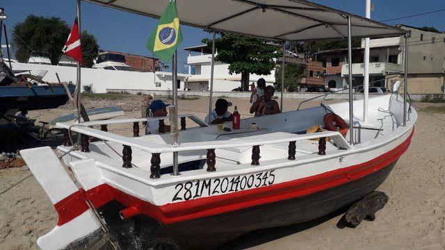 Barco Saveiro  - Foto 4
