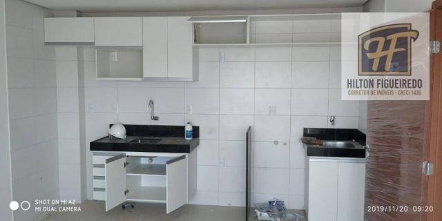 Apartamento com 2 dormitórios, 47 m² - venda por R$ 165.000,00 ou aluguel por R$ 900,00 -  - Foto 3