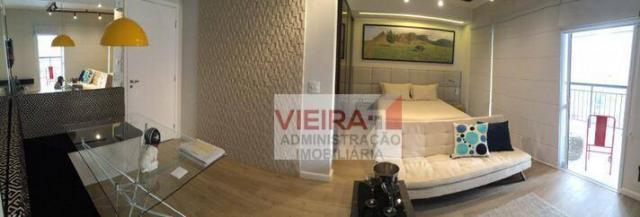 LOFT 48M² - MOBILIADO - IN DESIGN - JUNDIAÍ/SP - Foto 2
