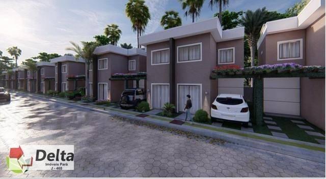 Casa com 2 dormitórios à venda, 80 m² por R$ 225.000,00 - Águas Lindas - Ananindeua/PA - Foto 6
