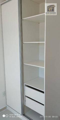 Apartamento com 2 dormitórios, 47 m² - venda por R$ 165.000,00 ou aluguel por R$ 900,00 -  - Foto 9