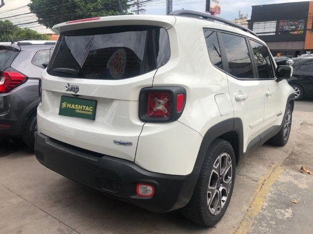 Jeep Renegade Longitude - 2016 - 1.8 Auto - Branco - Foto 4