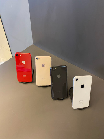 iPhone, 8, Normal, 64gb (SEMI-NOVO) LOJA FÍSICA  - Foto 2