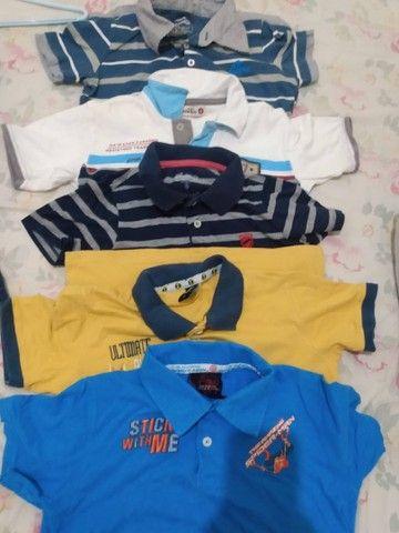 Camisetas infantil  menino