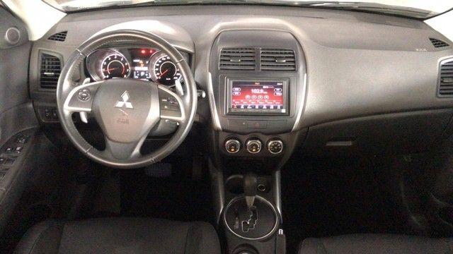 Mitsubishi Asx MMC 2.0 AWD CVT FLEX 5P - Foto 4