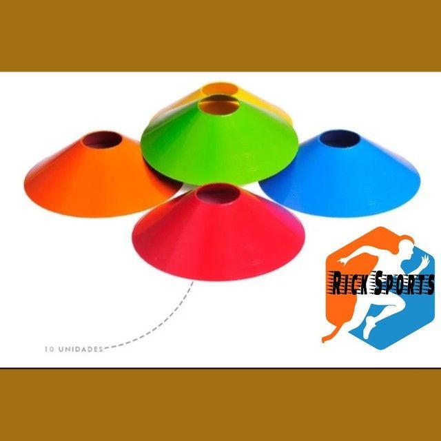 Kit Funcional Profissional (  Escada Pvc 10 cones e 1p Chapéis  - Foto 2