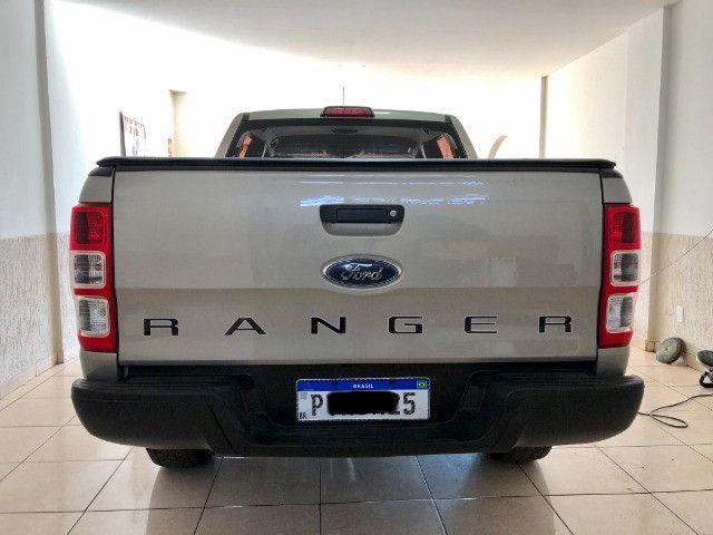 Ranger 2.2 XLS 4x4 Diesel (aut) revisões na concessionária 2021 pago - Foto 5