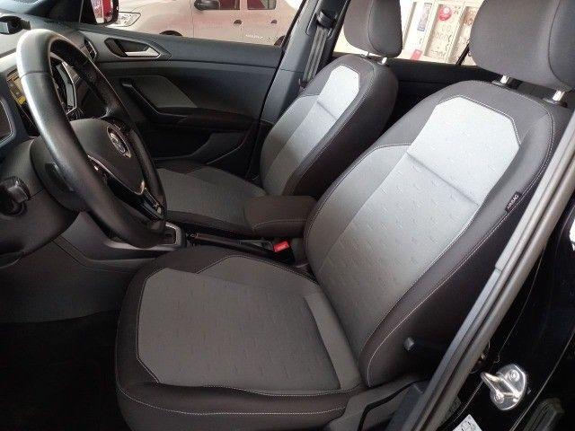 Volkswagen T-Cross Comfortline 1.0 tsi (turbo) - 2020 unico dono impecavel - Foto 11
