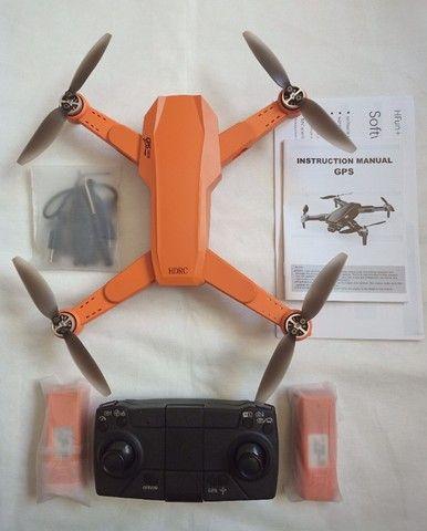 Drone s608 Pro GPS 3km 6k 5g Wif Fpv Câmera Dupla Fotografia aérea.  - Foto 5