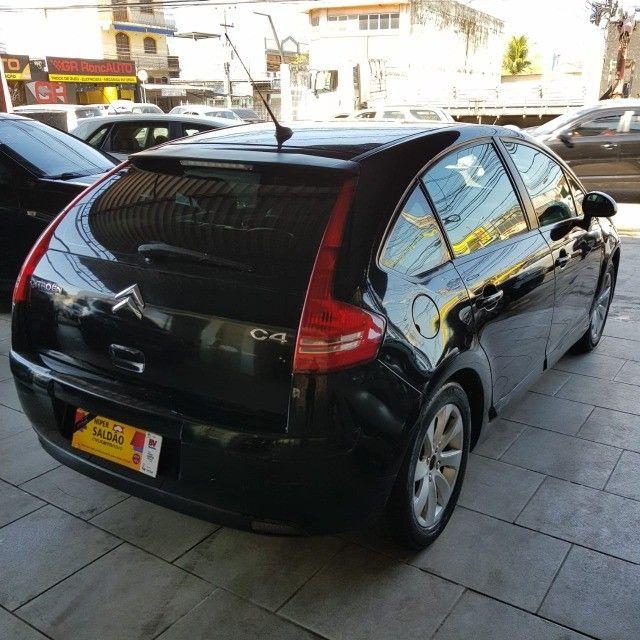 C4 Hatch 2010 2.0 Aut. com Gnv. Muito novo. - Foto 6