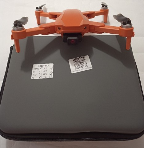Drone s608 Pro GPS 3km 6k 5g Wif Fpv Câmera Dupla Fotografia aérea.  - Foto 4