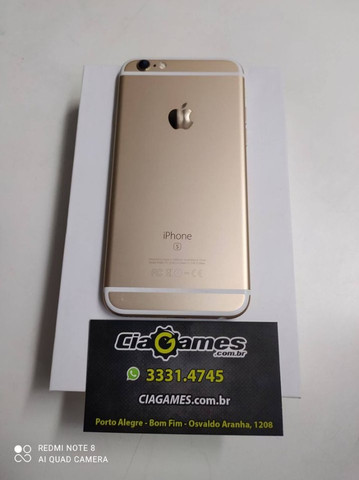 Telefone Celular Smartphone iPhone 6s - Impecável de Vitrine - Foto 2