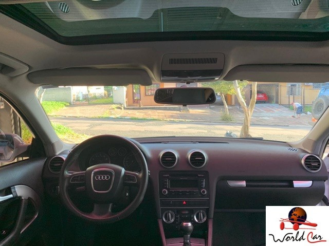 Audi/A3 Sport 2.0 Turbo - Automático - Gasolina - Foto 8