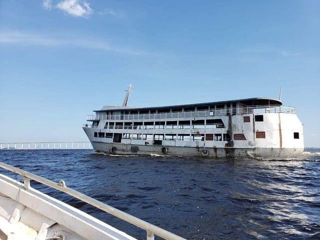 Barco Navio Ferry Boat  - Foto 4