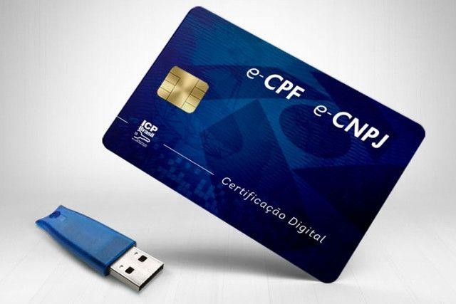Certificado Digital E-cnpj A1 - 01 ano - Foto 2
