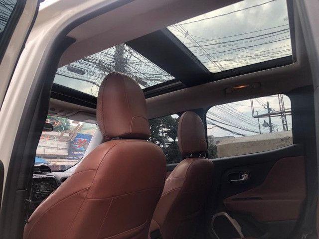 Jeep Renegade Longitude - 2016 - 1.8 Auto - Branco - Foto 9