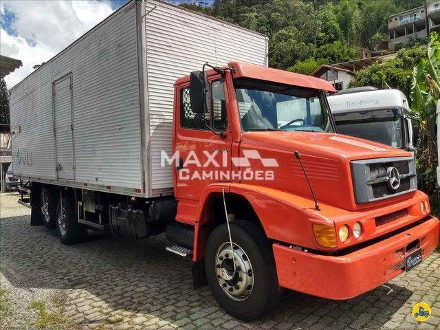 MB L-1620 Truck Baú - Foto 5