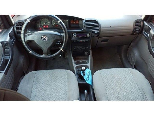 Chevrolet Zafira 2006 2.0 mpfi comfort 8v flex 4p manual - Foto 5