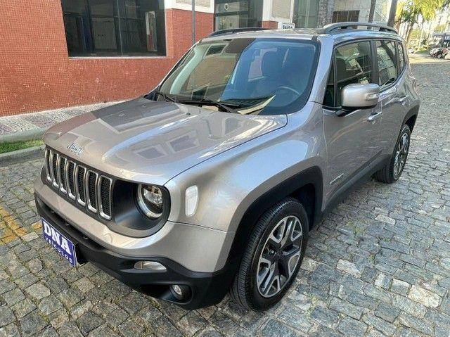 Jeep Renegade Longitude 1.8 Flex 16V Aut. - 2020 - Revisado Concessionaria - Foto 3
