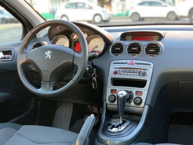 308 2013 2.0 ALLURE 16V FLEX 4P AUTOMÁTICO - Foto 14