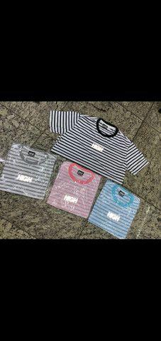 Camisetas High / M G GG