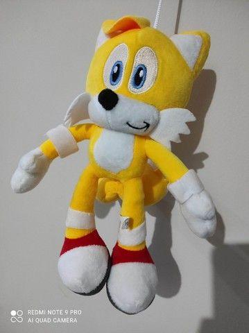 Miles (Raposa) - Turma do Sonic - Foto 5