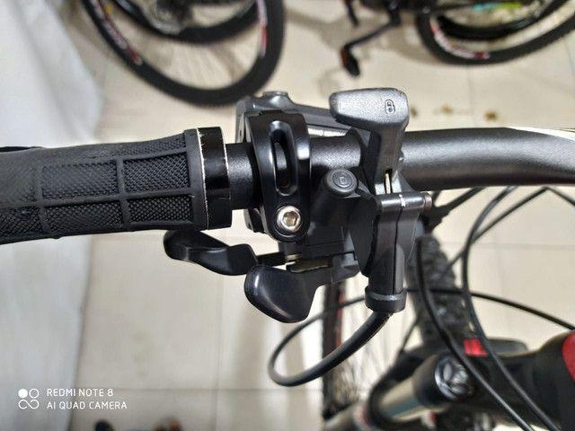 Bicicleta Merida Carbon Big7 - Foto 4