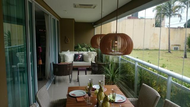Excelente Apartamento Sports Garden Andar Alto Torre Roseé 170 m2 - Foto 3