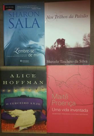 Diversos Livros em Promoção - Títulos e Gêneros Variados