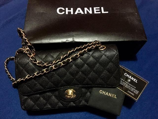 9e34f3d8e Bolsa Chanel Classic flap jumbo grande 30 cm - Bolsas, malas e ...