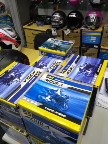 Bateria moura para motos citycom300i boulevard m800 ma10-e entrega em todo rio - Foto 2