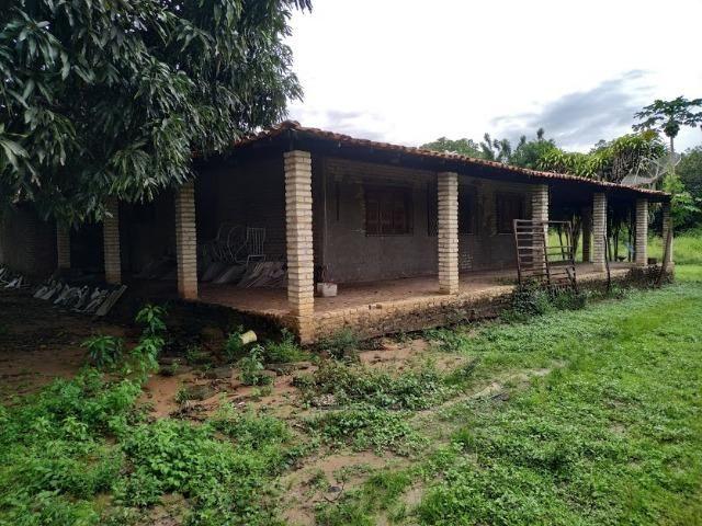 Sitio com 14 hectare próximo a fazenda Real, 70mil o hectare