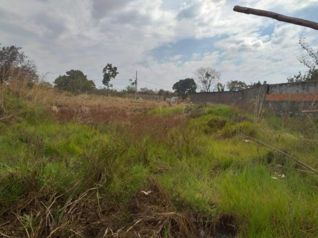 Terreno para venda no tropical de ville