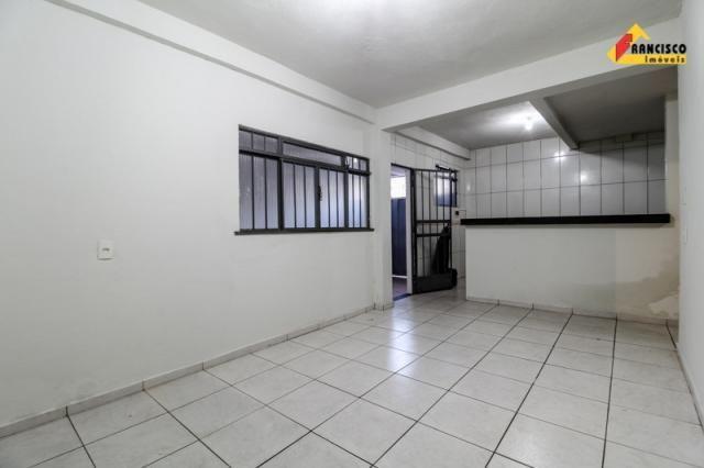 Casa Residencial para aluguel, 1 quarto, 1 vaga, Porto Velho - Divinópolis/MG