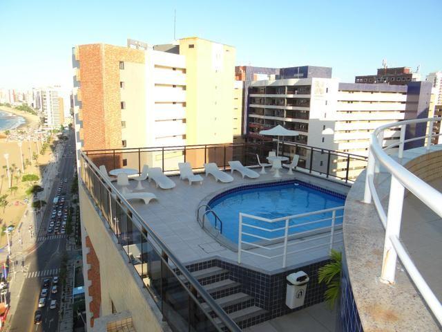Apartamento disponivel por Temporada na Praia de Iracema Fortaleza Ce. Vista 100% mar - Foto 16