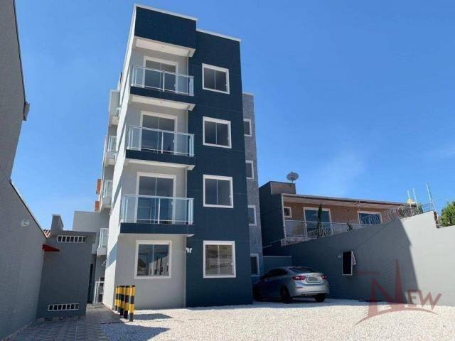 Belíssimo apartamento com 02 quartos no Cruzeiro, São José dos Pinhais