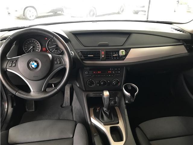 Bmw X1 2.0 18i 4x2 16v gasolina 4p automático - Foto 7