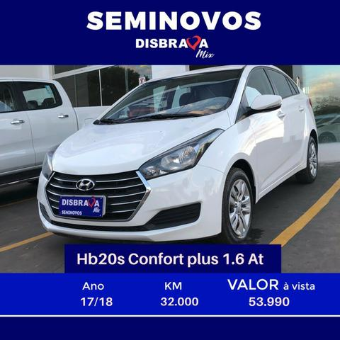 Hyundai Hb20s 1.6 At Comfort