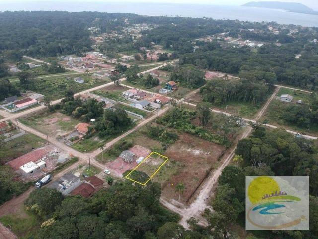 Terreno à venda, 300 m² por R$ 60.000 - Brandalize - Itapoá/SC TE0270 - Foto 5