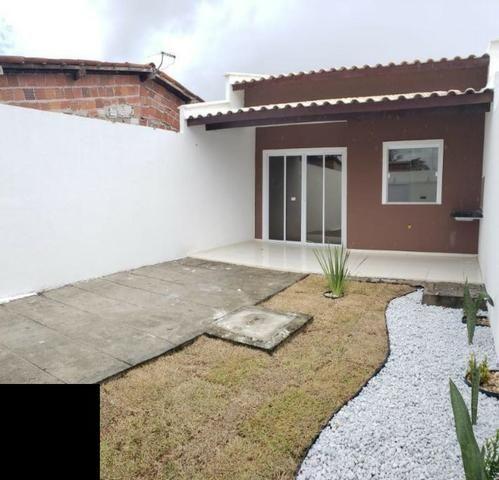 Casas com 2 Quartos sendo 1 Suítes com Acabamento diferenciado, paisagismo - Foto 2