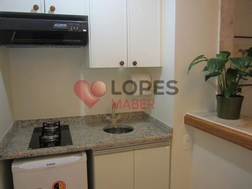 Apartamento à venda com 1 dormitórios em Itaim bibi, São paulo cod:345-IM32740 - Foto 2