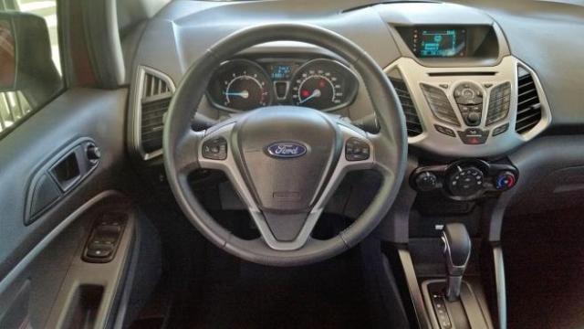 Ford EcoSport 1.6 16V Flex 4P Automática - Foto 10