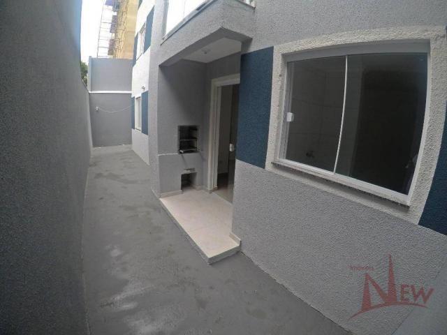 Belíssimo apartamento com 02 quartos no Cruzeiro, São José dos Pinhais - Foto 15